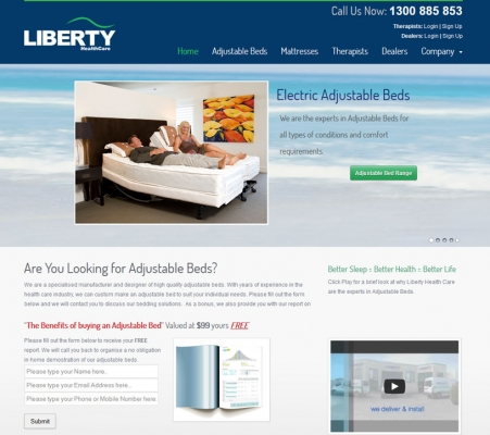 LIBERTY HEALTH CARE