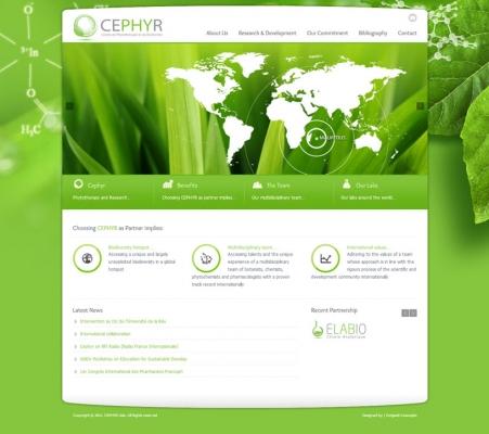 CEPHYR by ORIGIN8 CONCEPTS