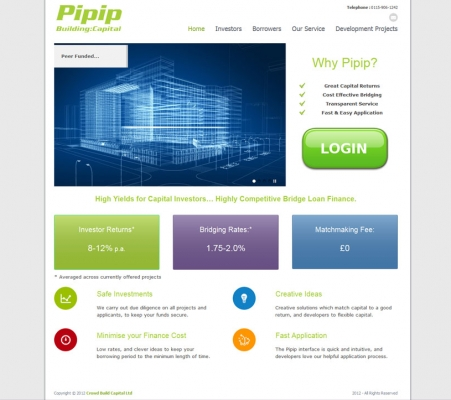 PIPIP BUILDING:CAPITAL
