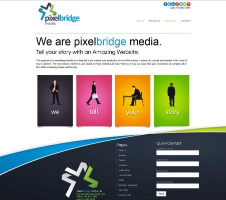 PIXELBRIDGE MEDIA